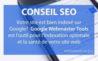 Indexer un site sur Google
